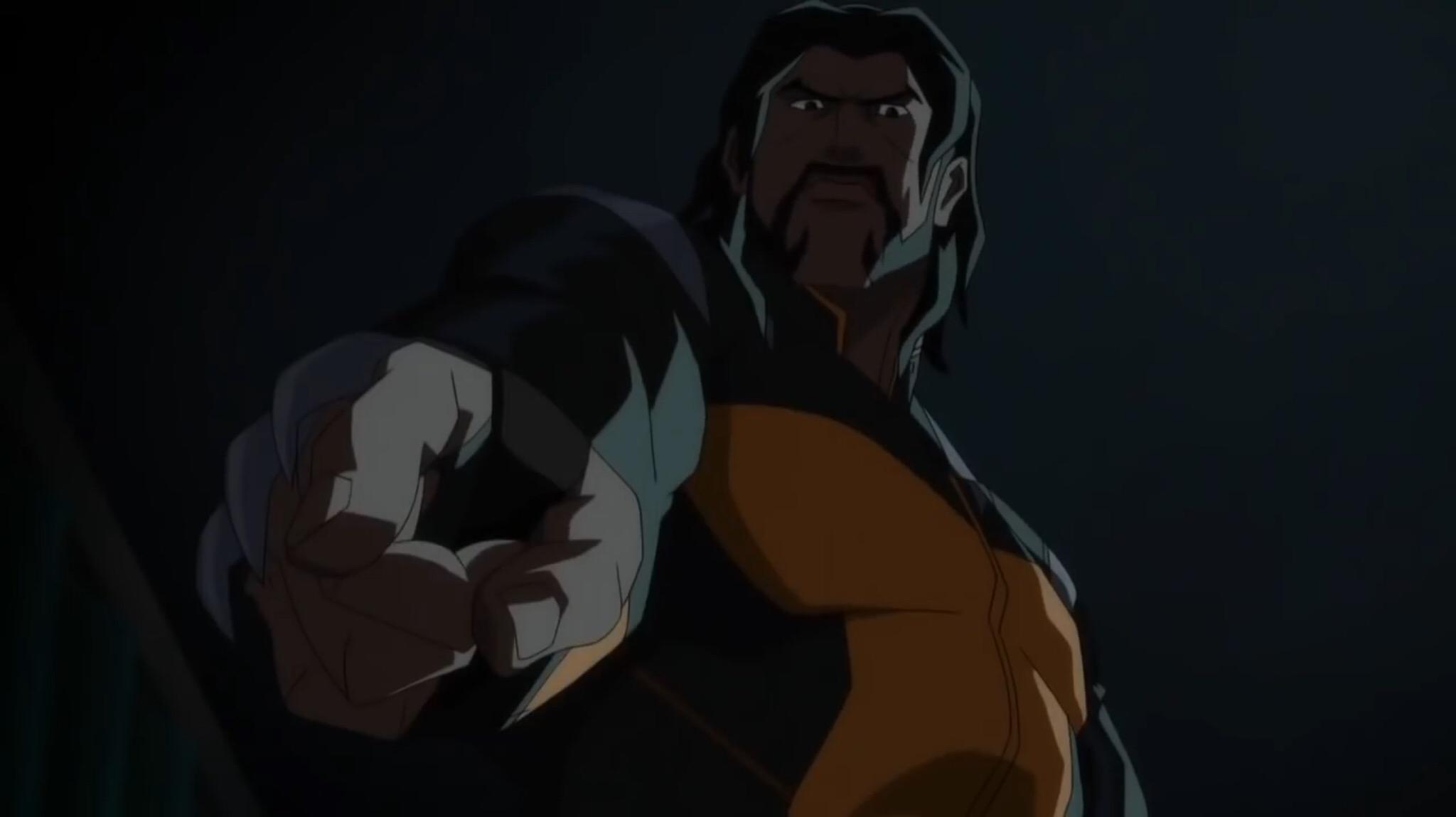 Benjamin Turner (DC Animated Movie Universe)
