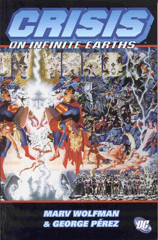 Crisis on Infinite Earths (Collected)
