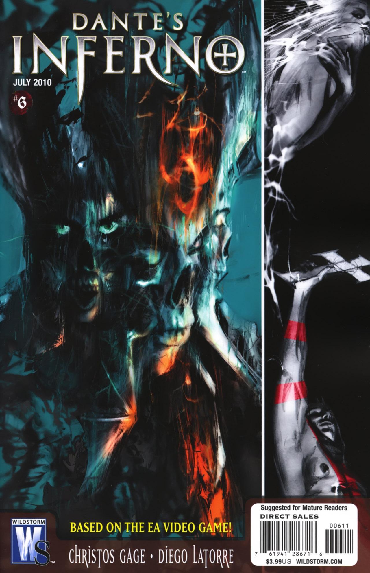 Dante's Inferno Vol 1 6