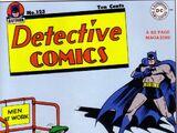 Detective Comics Vol 1 123