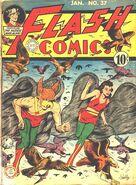 Flash Comics 37