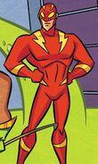 Flash DCAU Earth-D 001