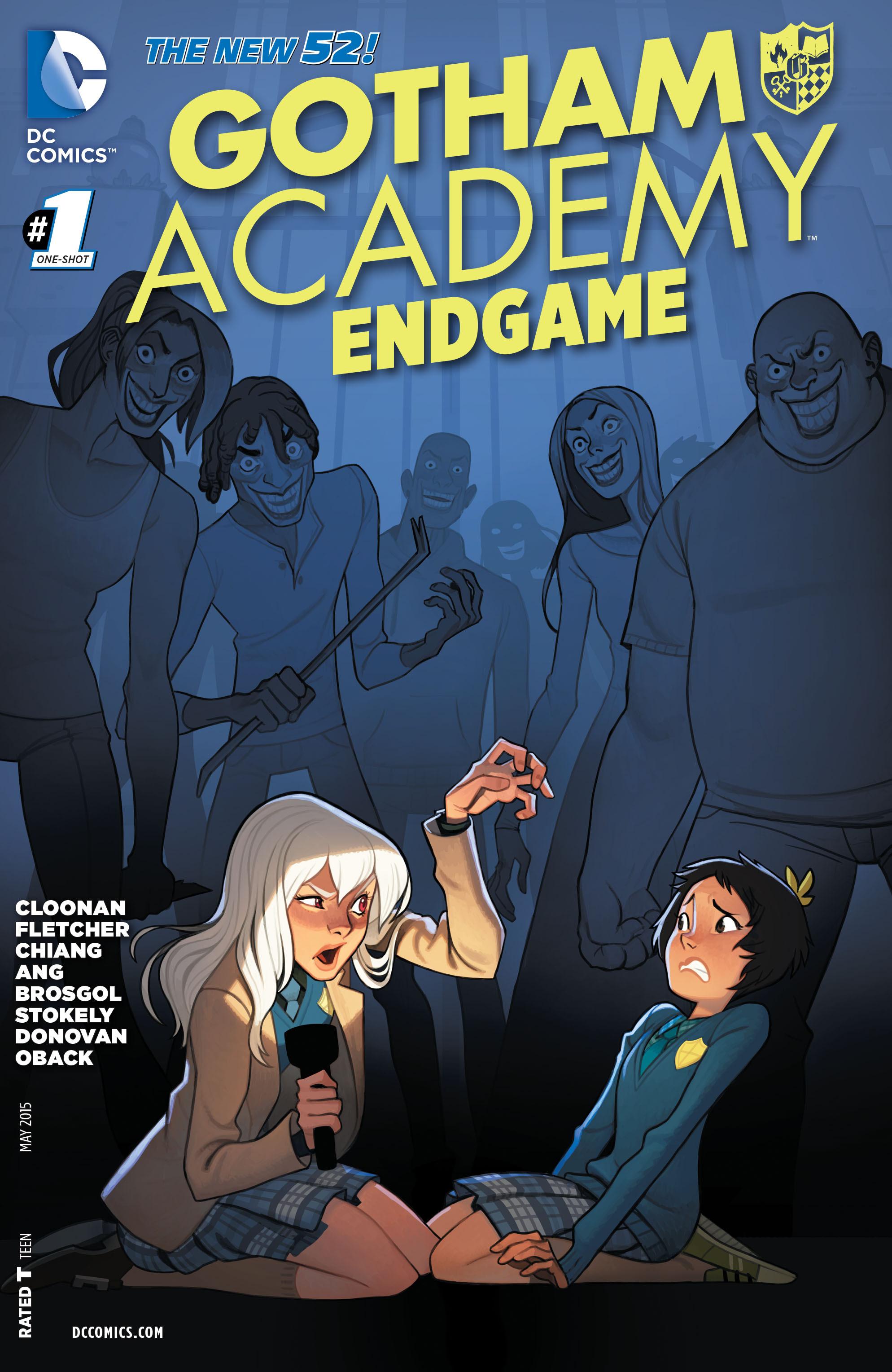 Gotham Academy: Endgame Vol 1 1