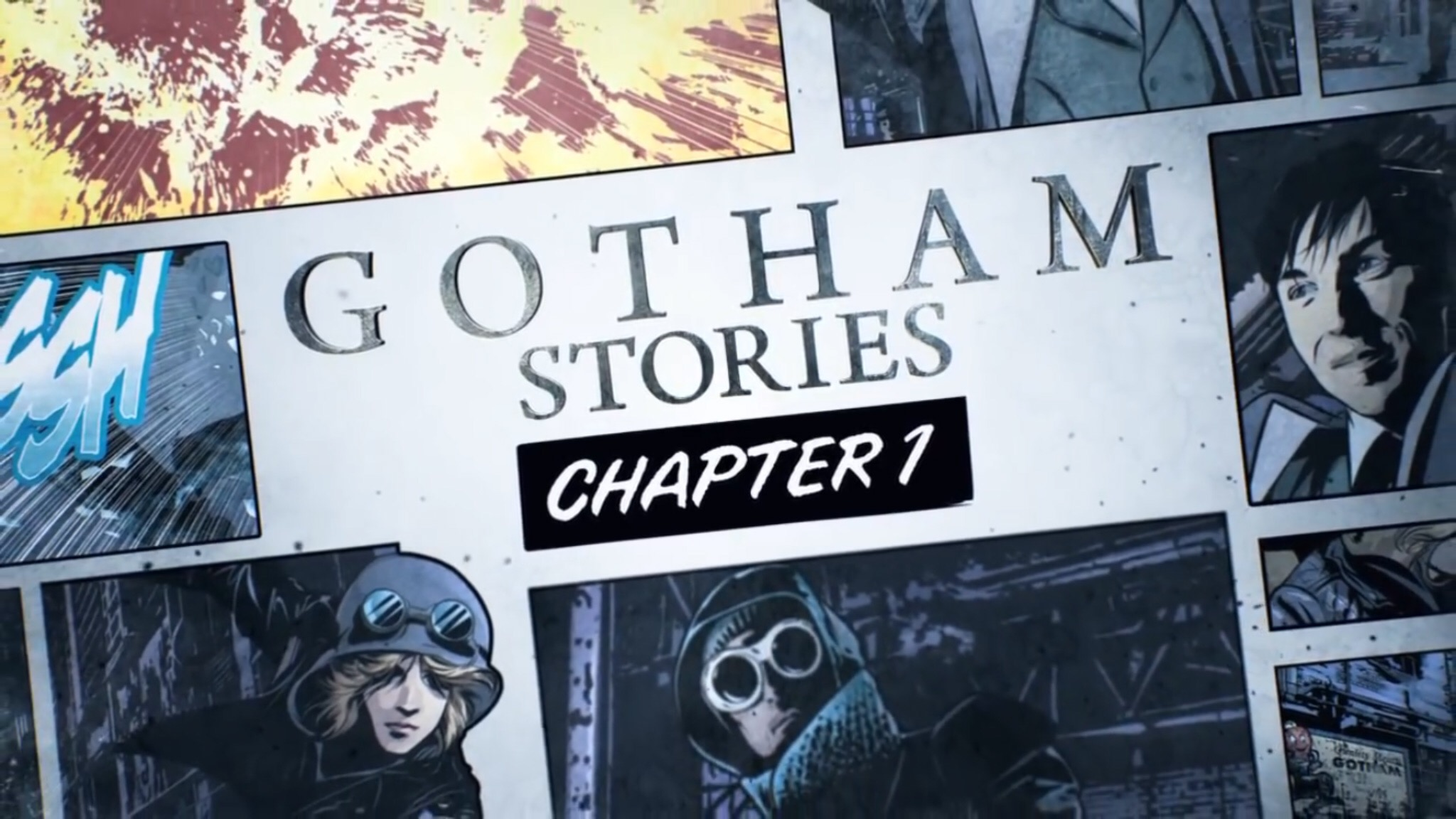 Gotham Stories (Webseries) Episode: Chapter 1