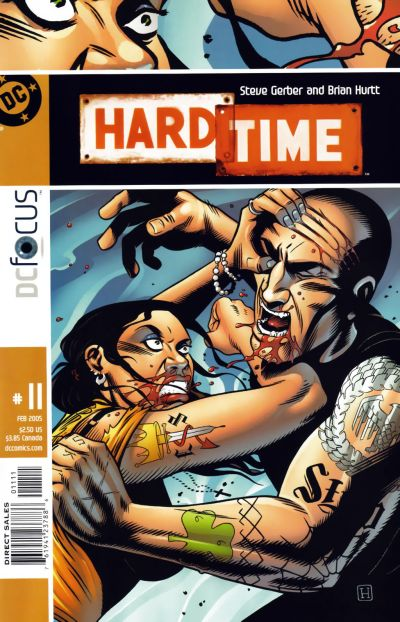 Hard Time Vol 1 11