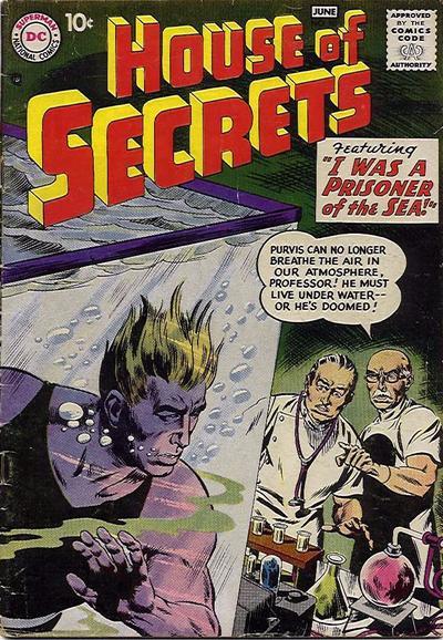 House of Secrets Vol 1 10