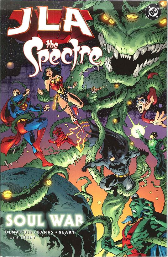 JLA/The Spectre: Soul War Vol 1 2