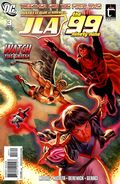 Justice League of American and the 99 Vol 1 3 Cover
