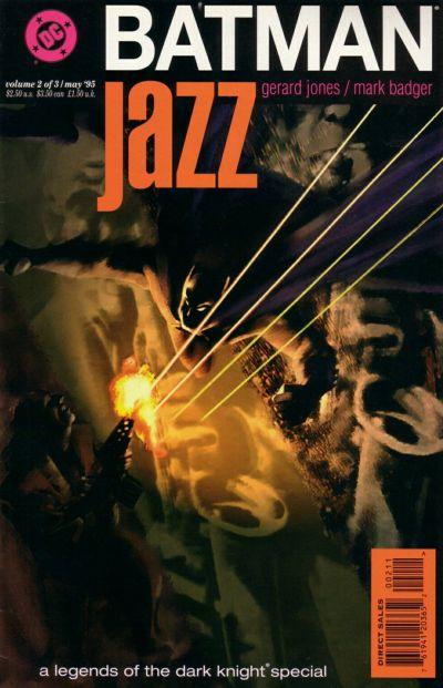 Batman: Legends of the Dark Knight - Jazz Vol 1 2