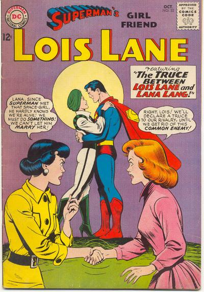 Superman's Girl Friend, Lois Lane Vol 1 52
