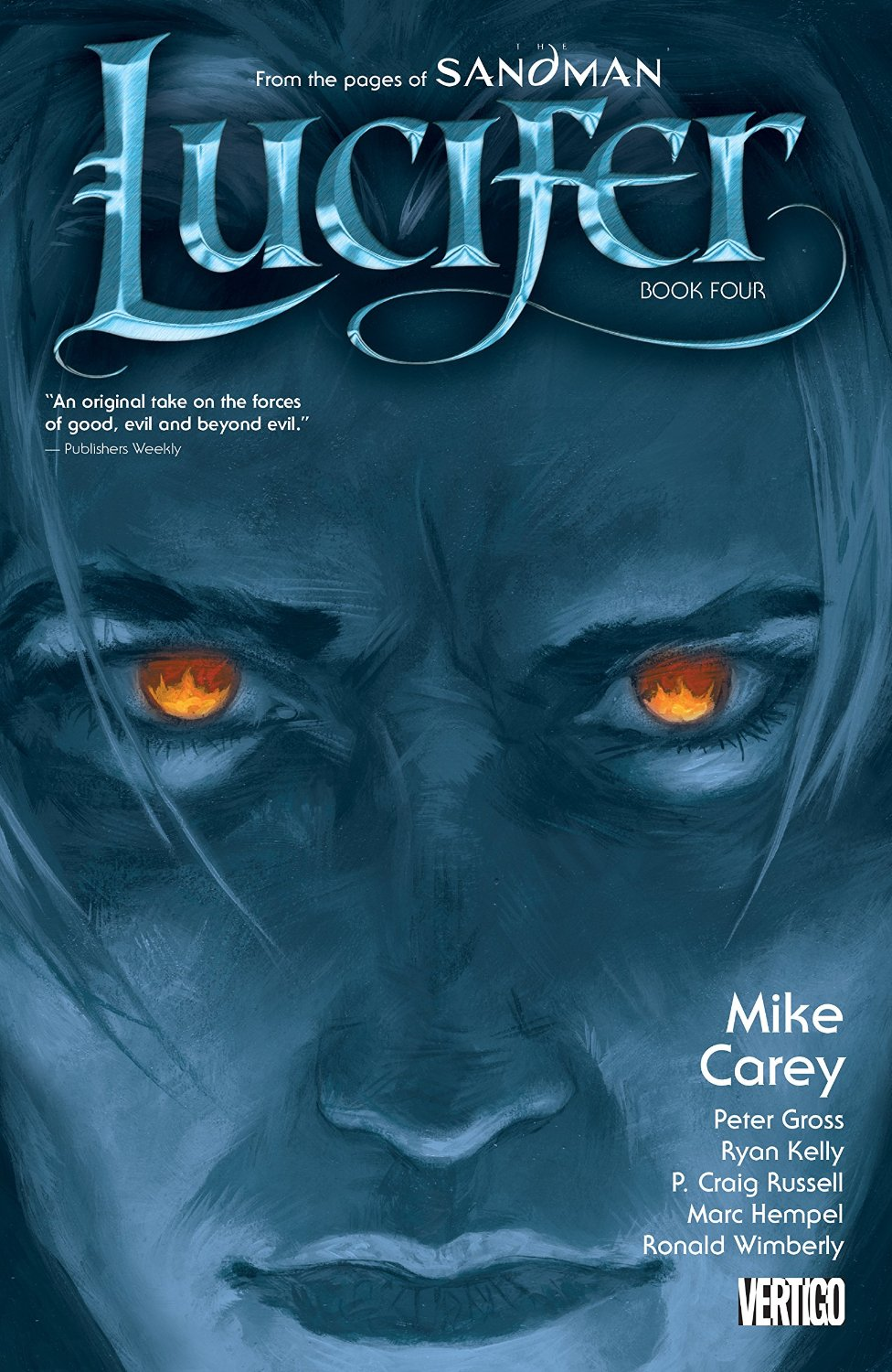 Lucifer: Book Four (Collected)