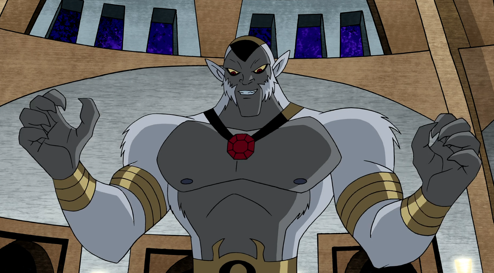 Master of Games (Teen Titans TV Series)
