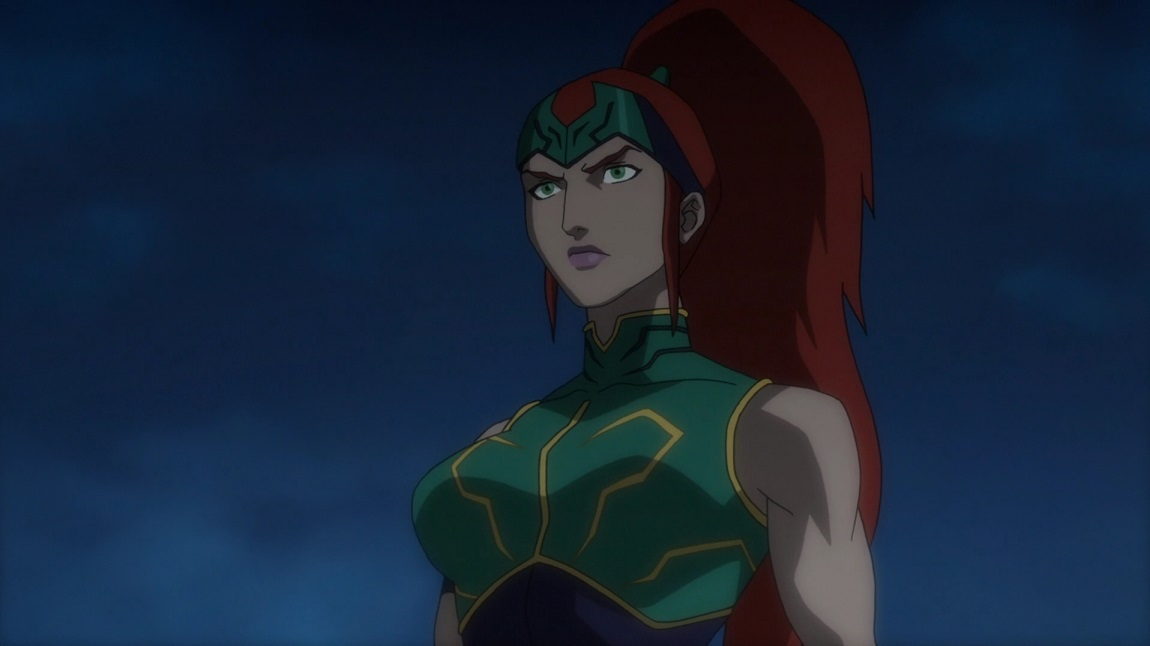 Mera (DC Animated Movie Universe)