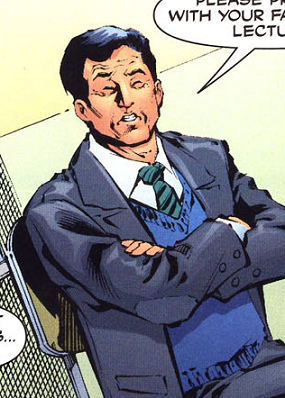 Mister Choi (New Earth)