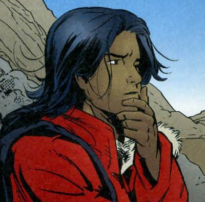 Mowgli (Fables)