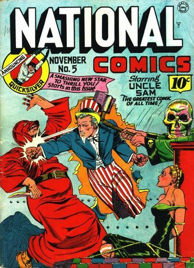 National Comics Vol 1 5