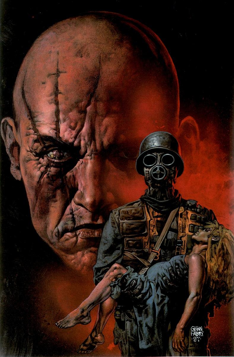Preacher Special: One Man's War Vol 1 1