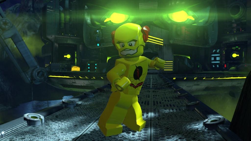 Eobard Thawne (Lego Batman)