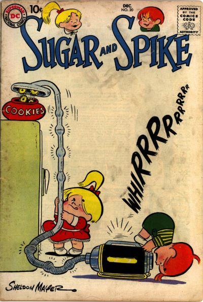 Sugar and Spike Vol 1 20
