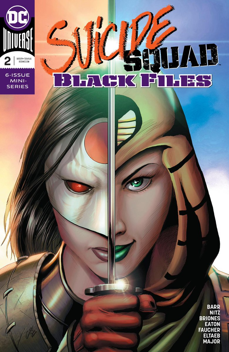 Suicide Squad: Black Files Vol 1 2