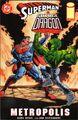 Superman & Savage Dragon Metropolis