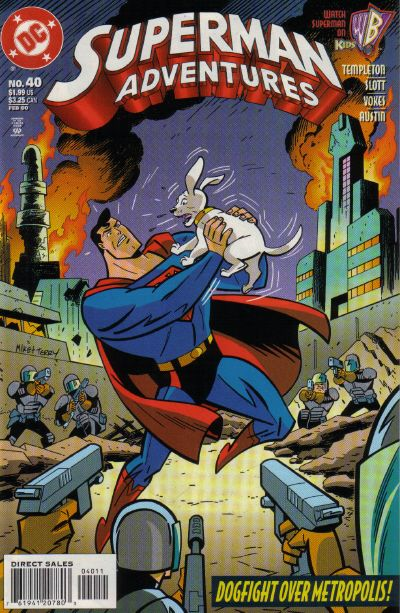 Superman Adventures Vol 1 40