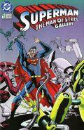 Superman Man of Steel Gallery Vol 1 1