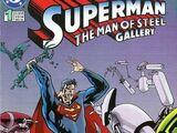 Superman: The Man of Steel Gallery Vol 1 1