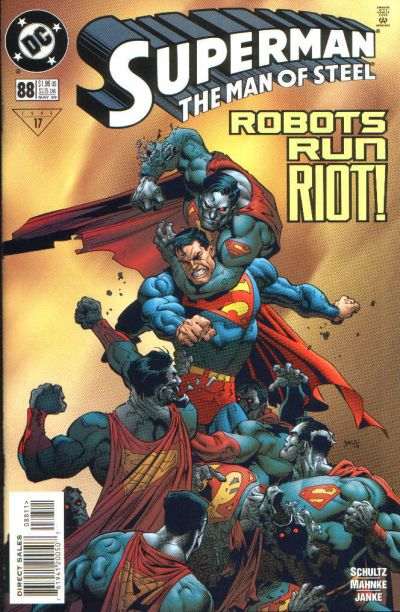 Superman: The Man of Steel Vol 1 88