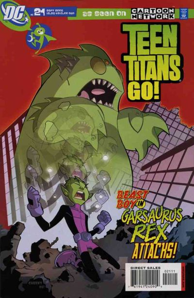 Teen Titans Go! Vol 1 21
