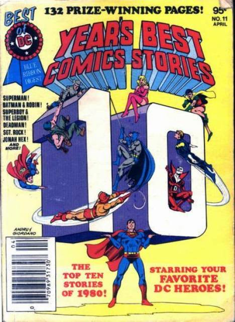 The Best of DC Vol 1 11