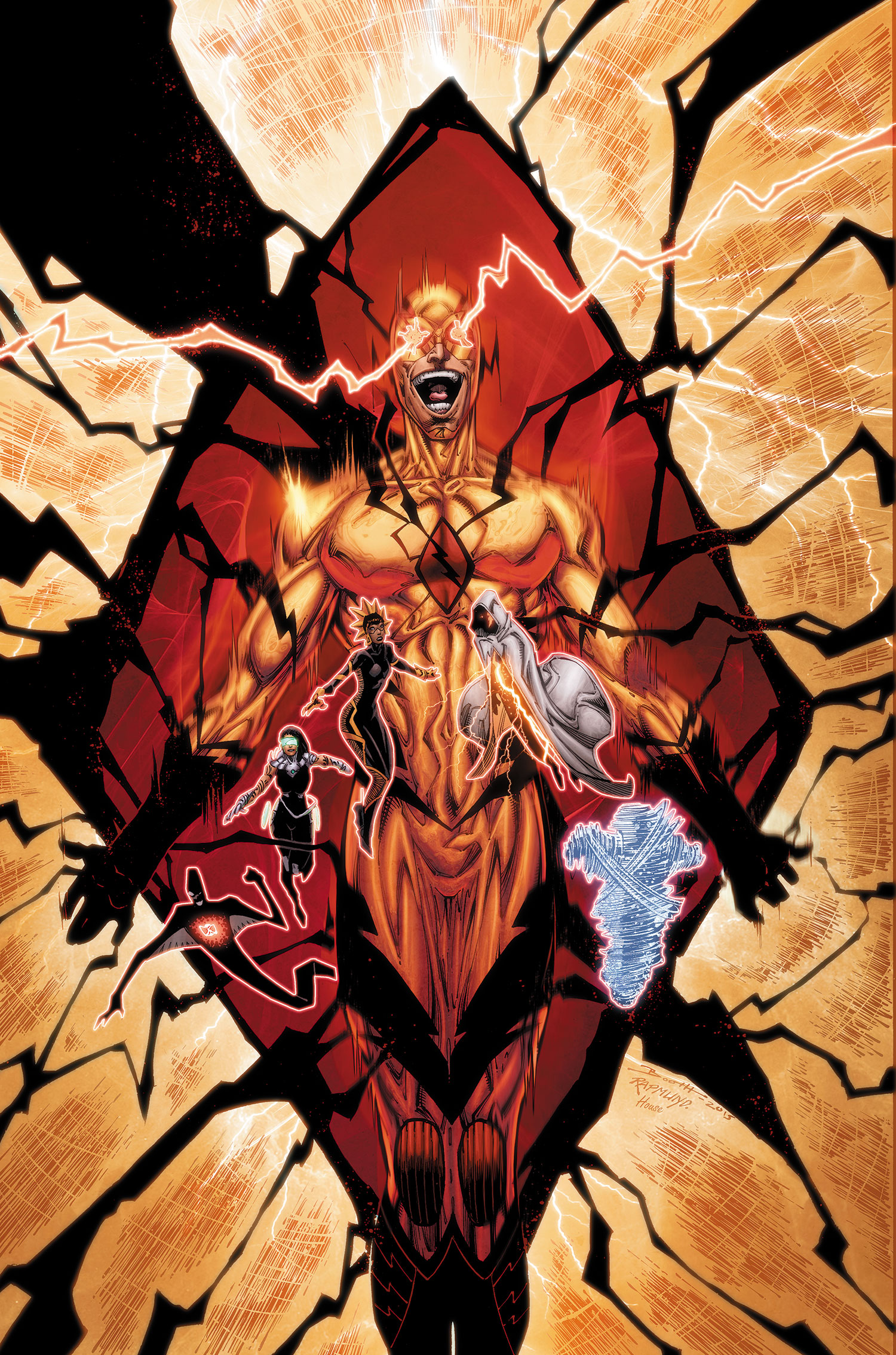 Acolytes of Zoom (Prime Earth)