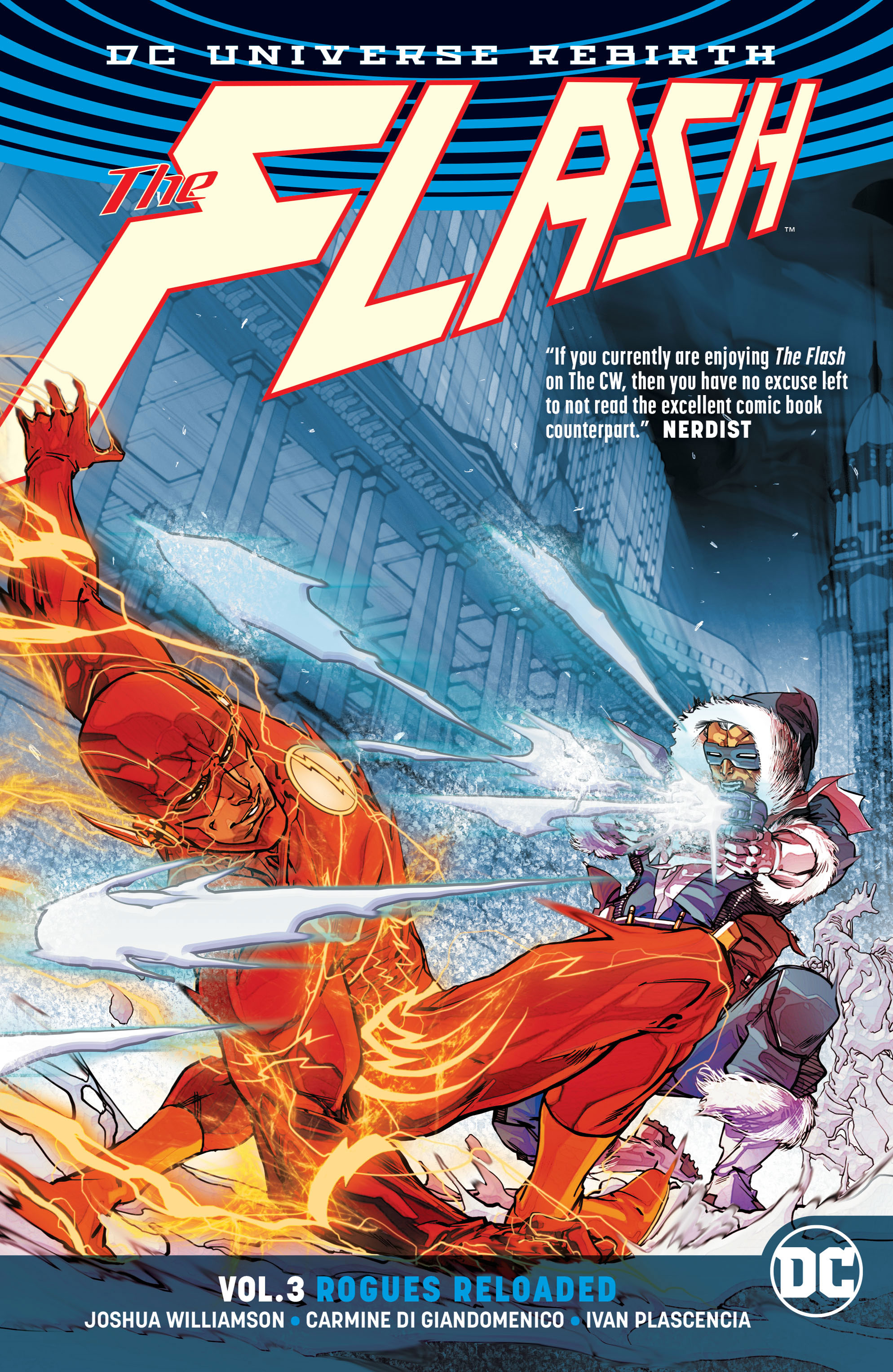 The Flash: Rogues Reloaded (Collected)
