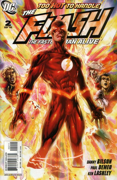 The Flash: The Fastest Man Alive Vol 1 2