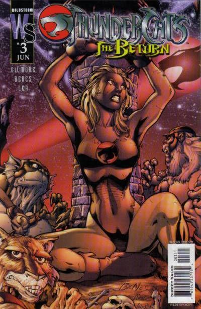Thundercats: The Return Vol 1 3