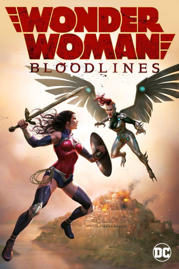 Wonder Woman: Bloodlines (Movie)