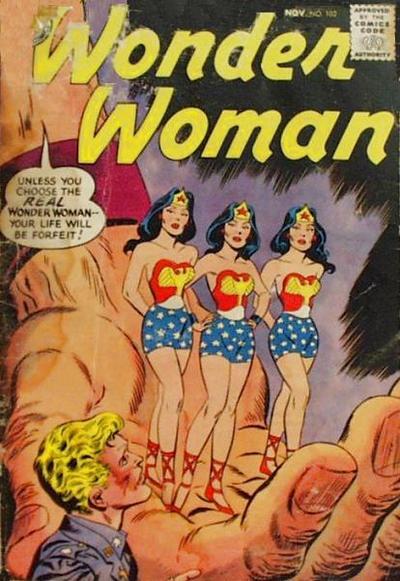Wonder Woman Vol 1 102