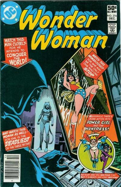 Wonder Woman Vol 1 274