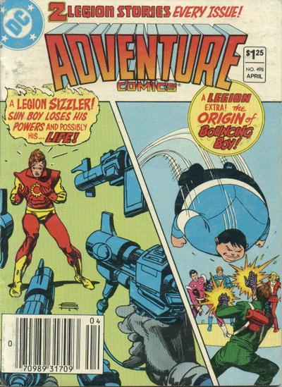 Adventure Comics Vol 1 498