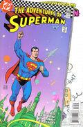 Adventures of Superman Vol 1 559