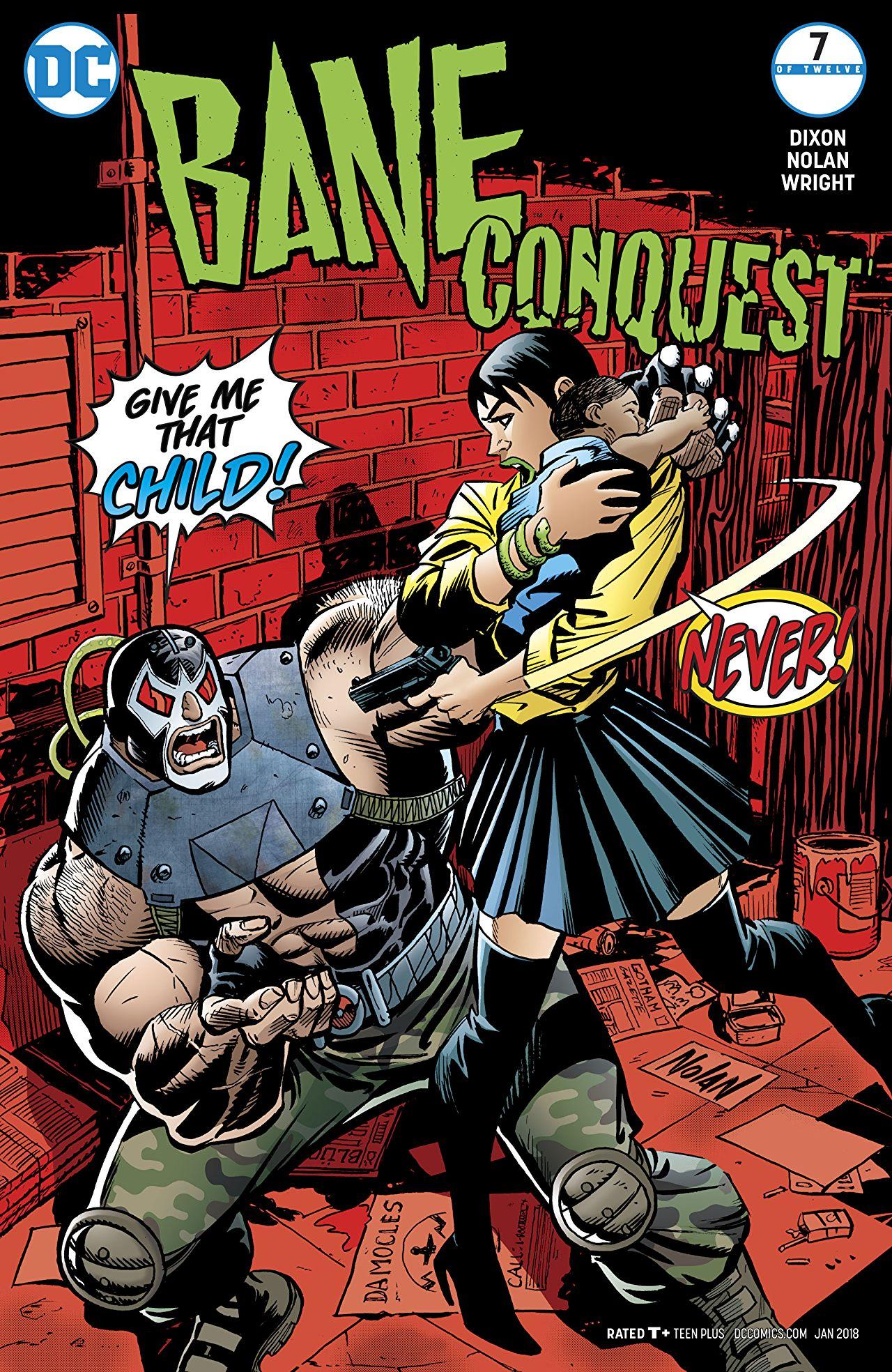 Bane: Conquest Vol 1 7