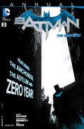 Batman Annual Vol 2 2