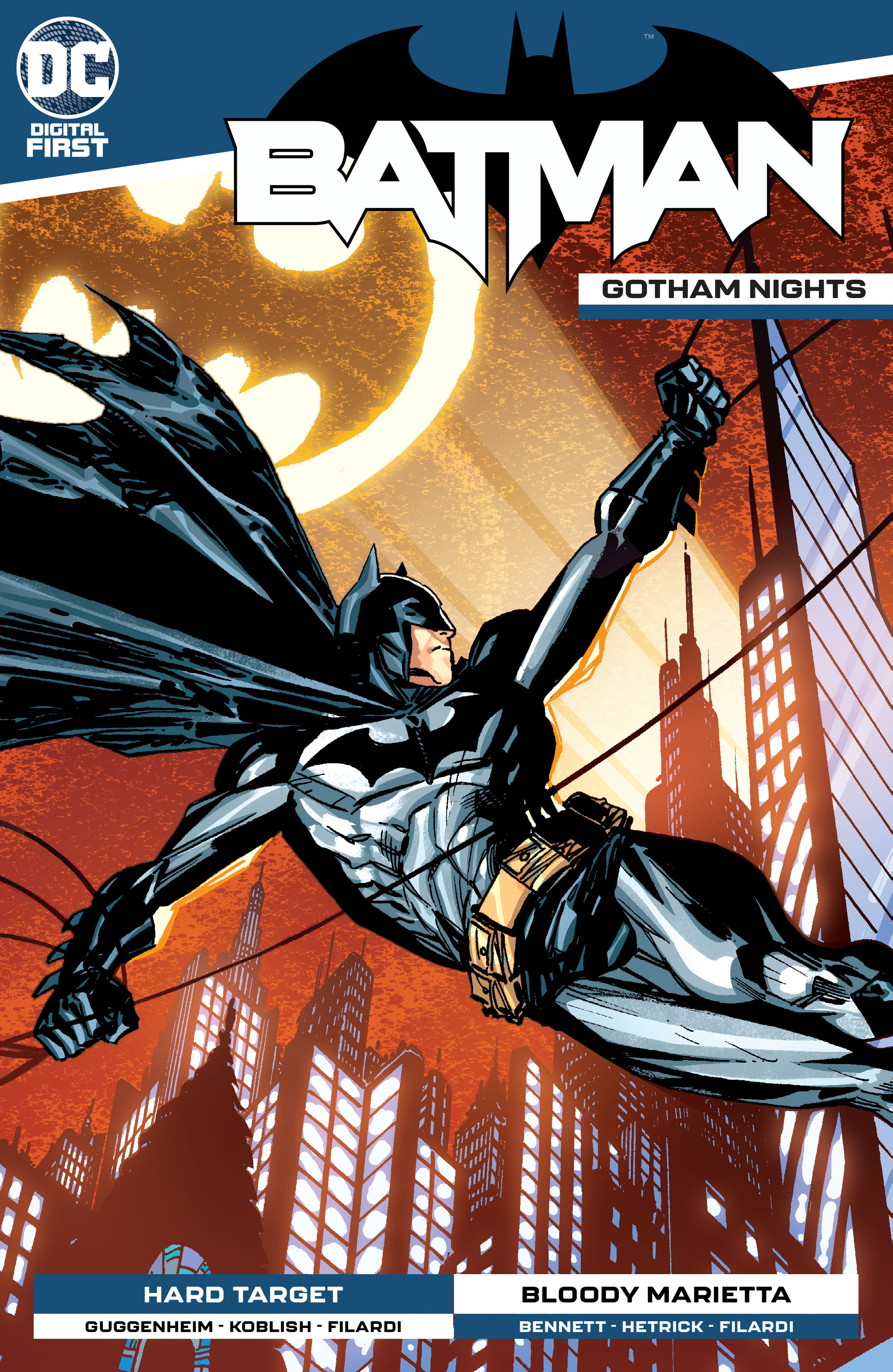 Batman: Gotham Nights Vol 1 18 (Digital)