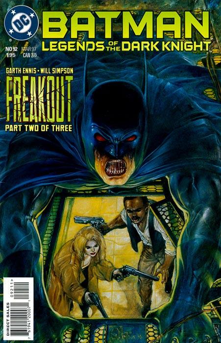 Batman: Legends of the Dark Knight Vol 1 92