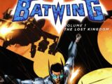 Batwing: The Lost Kingdom (Collected)