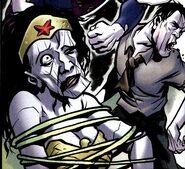 Bizarro Wonder Woman 001