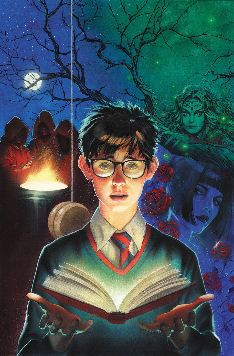 Books of Magic Vol 3 1 Textless Variant.jpg