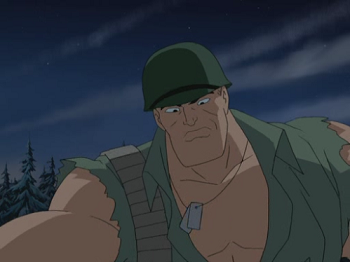 Horace Canfield (DCAU)