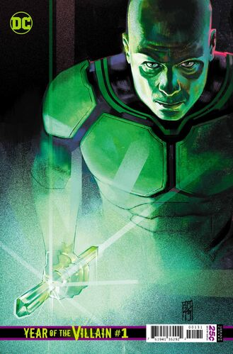 Lex Luthor Variant