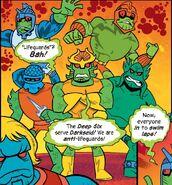 Deep Six Teen Titans Go! TV Series 001